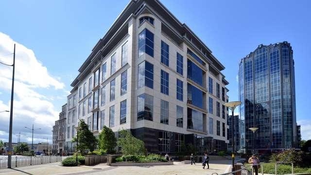 No.1 Colmore Square, Birmingham - Capsule - Exterior