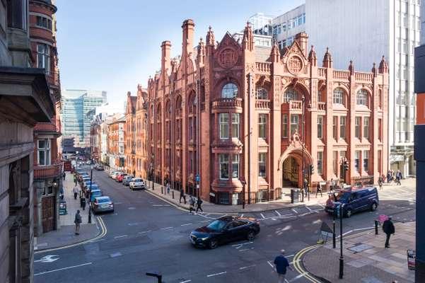The Exchange, Birmingham - Exterior