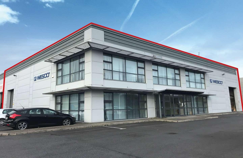 Savills | Unit 11B1 Park West Industrial Park, Hume Avenue, Dublin