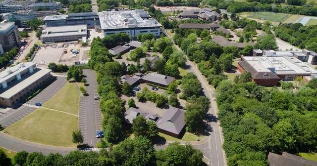 University of Warwick Science Park - Viscount Centre