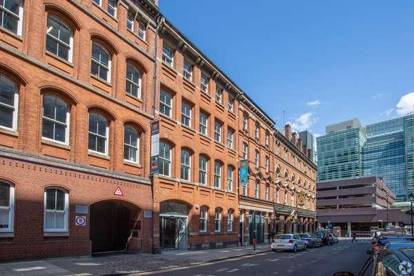 172 Edmund Street, Birmingham - External