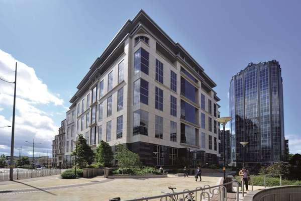 No.1 Colmore Square, Birmingham - Exterior