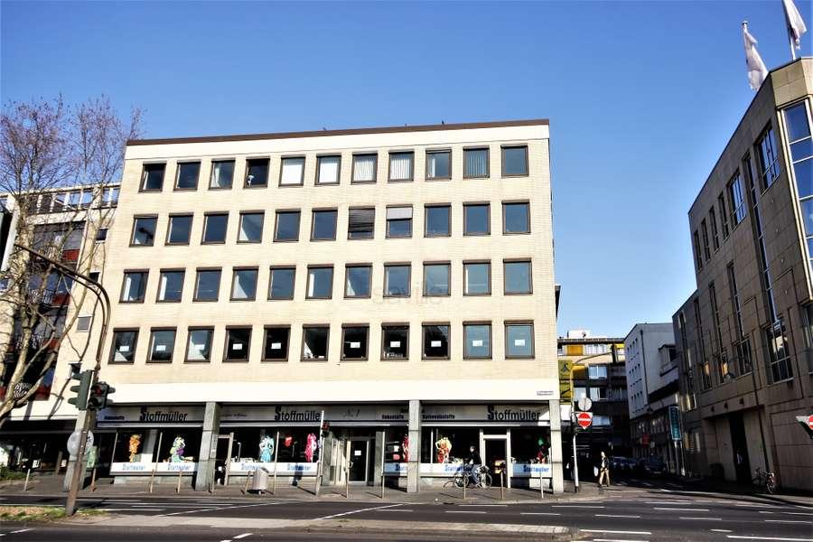 Offenbachplatz 1 Köln