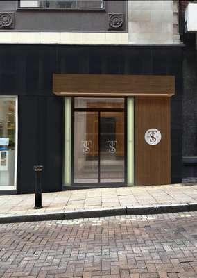 13 Temple Street, Birmingham - Entrance