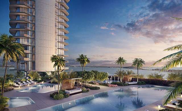 Una Residences Lap Pool