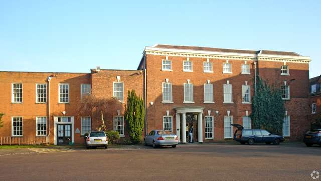 Chantry House, Coleshill