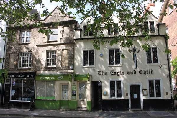 Eagle  Child St Giles Oxford.JPG