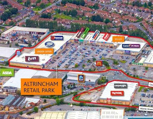 Unit 4, Altrincham Retail Park, Altrincham - Picture 2019-08-06-14-51-35