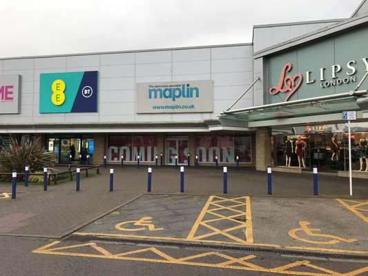 R12A, Coliseum Shopping Park, Chester - Picture 2020-01-23-10-51-37