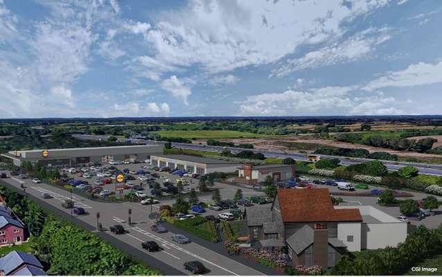 Unit 1, Fulwood Retail Park, Preston - Picture 2019-09-20-16-36-39