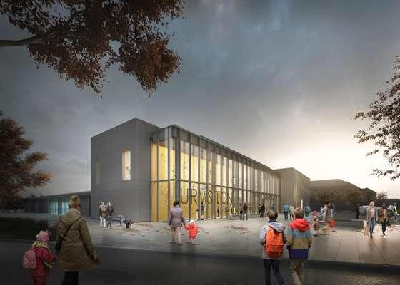 Urmston Leisure Centre, Urmston - Picture 2019-10-14-16-31-14