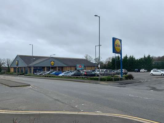 Lidl, Industrial Estate Road, Llangefni - Picture 2020-08-19-13-45-51