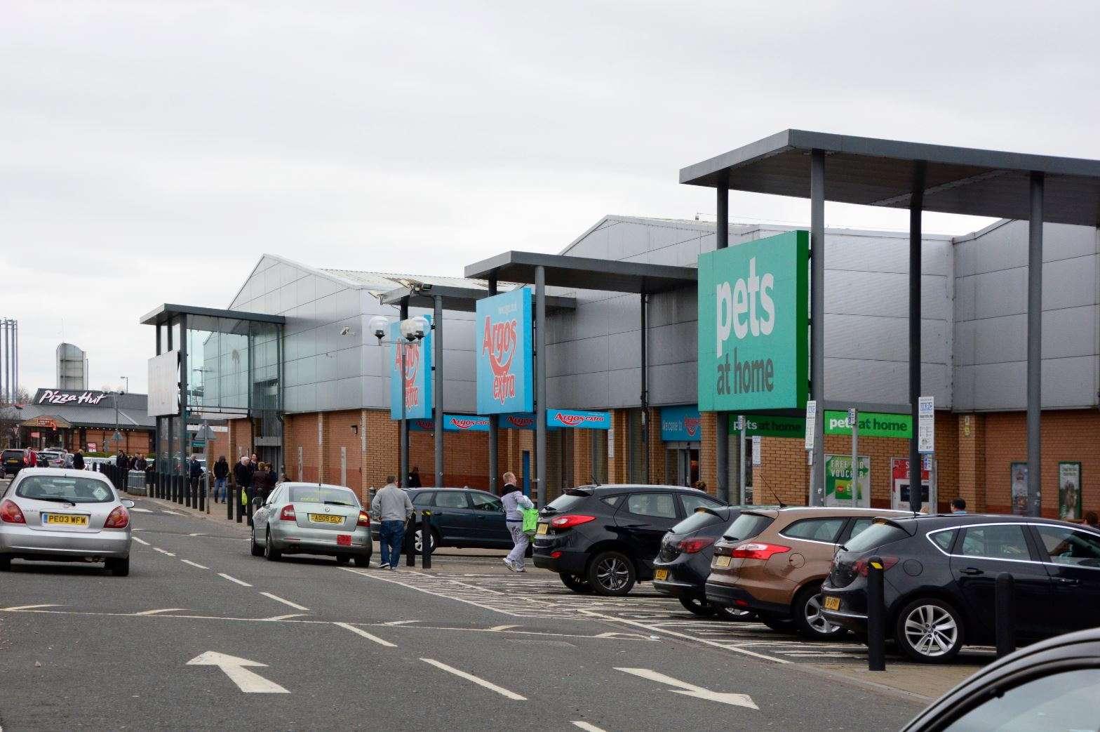 6 Faraday Retail Park