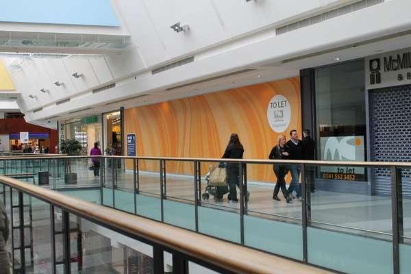 Unit UR4 Centre West Upper, East Kilbride Shopping Centre - Picture 1