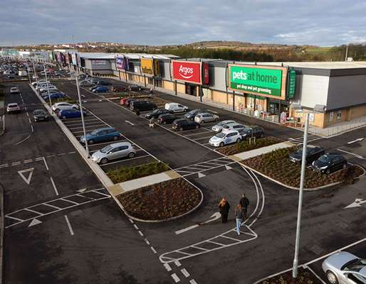 Halbeath Retail Park - Picture 1