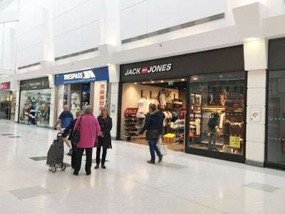 Unit 33A Marches Mall, The Thistles Shopping Centre - Picture 2