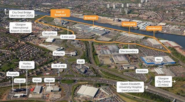 Unit C6, intu Braehead, intu Braehead, Glasgow - Picture 2020-11-04-16-08-51