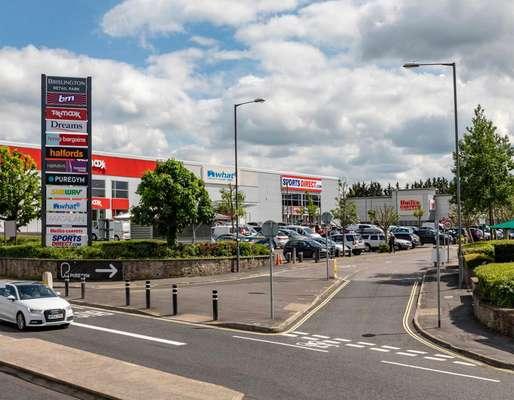 Unit 1B, Brislington Retail Park, Bristol - Picture 2020-01-24-17-21-57
