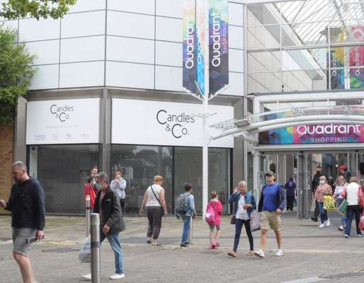 Unit 1 Queen's Arcade, The Quadrant Shopping Centre, Swansea - Picture 2021-10-01-14-34-02