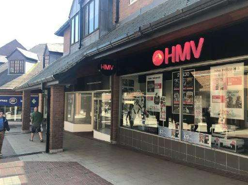 Unit 18, Vicarage Walk, Quedam Shopping Centre, Yeovil - Picture 2018-06-01-10-15-50