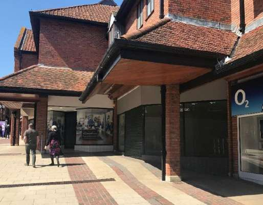 Unit 33, Vicarage Walk, Quedam Shopping Centre, Yeovil - Picture 2019-10-08-12-37-56