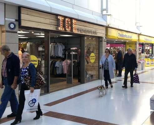 Unit 9, Friary Walk, Crowngate Shopping Centre, Worcester - Picture 2020-01-30-11-32-01
