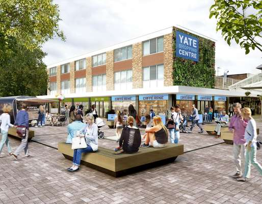 5&6 North Parade, Yate Shopping Centre, Yate - Picture 2018-08-31-16-32-37