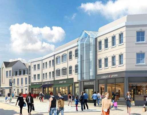 Unit FSU1, Angel Place, Crowngate Shopping Centre, Worcester - Picture 2019-06-26-16-55-28