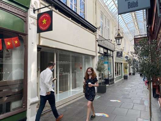 Unit 26 Royal Arcade, Morgan Quarter, Cardiff - Picture 2020-10-19-10-23-25