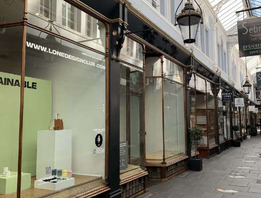 Unit 20 Morgan Arcade, Morgan Quarter, Cardiff - Picture 2020-10-19-09-53-29