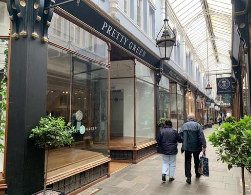 Unit 22-24 Morgan Arcade, Morgan Quarter, Cardiff - Picture 2019-05-24-15-11-21