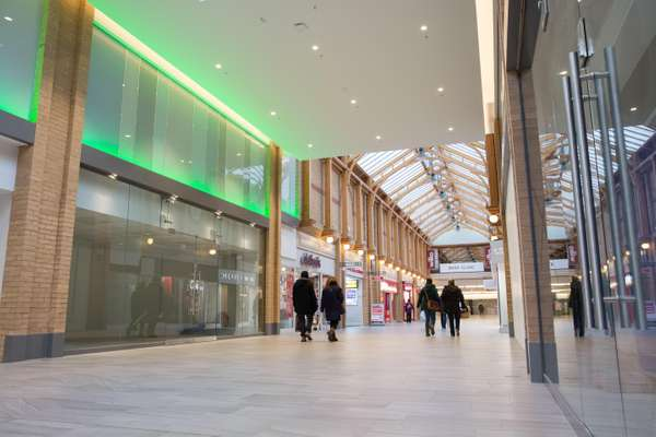 K9, Green Lanes Shopping Centre, Barnstaple - Picture 2018-01-17-14-55-28