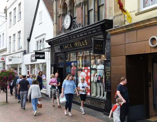4 Fore Street, Orchard Shopping Centre, Taunton - Picture 2019-08-20-16-15-43