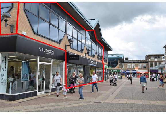 22-24 New Post Office Square, Willow Place & Corby Town Shopping, Corby - Picture 2020-11-25-16-08-16