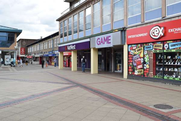 27 Corporation Street, Willow Place & Corby Town Shopping, Corby - Picture