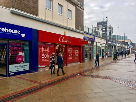 35A Corporation Street, Willow Place & Corby Town Shopping, Corby - Picture 2018-03-14-13-14-20
