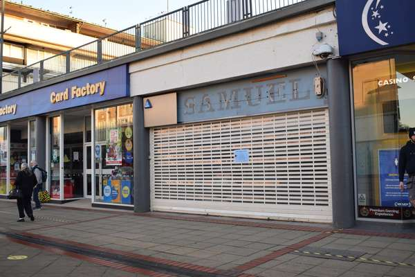 47 Corporation Street, Willow Place & Corby Town Shopping, Corby - Picture 2021-05-26-11-24-25