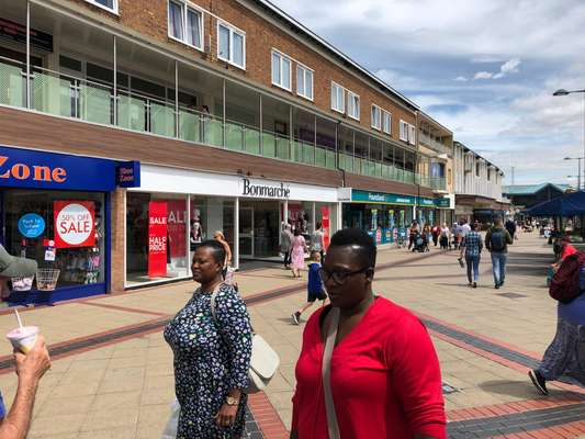 50-52 Corporation Street, Willow Place & Corby Town Shopping, Corby - Picture 2019-09-20-15-36-26