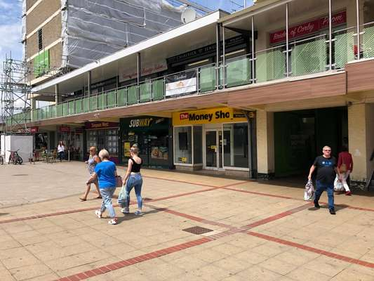 60 Corporation Street, Willow Place & Corby Town Shopping, Corby - Picture 2019-09-20-15-26-25