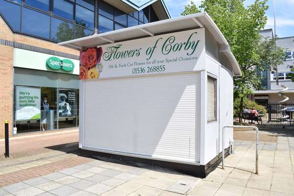 Kiosk 2 New Post Office Square, Willow Place & Corby Town Shopping, Corby - Picture 2020-11-25-15-45-19