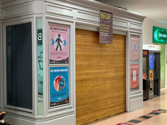 Kiosk 1, The Idlewells Centre, Sutton In Ashfield