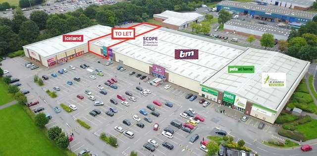 Unit 3B, Thorne Road Retail Park, Doncaster