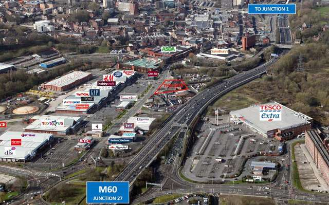 A1 Unit, Great Portwood Street, Stockport - Picture 1