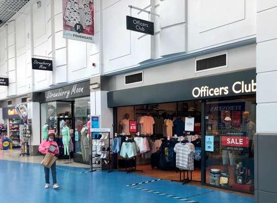 7 Upper Mall, Fishergate Shopping Centre, Preston