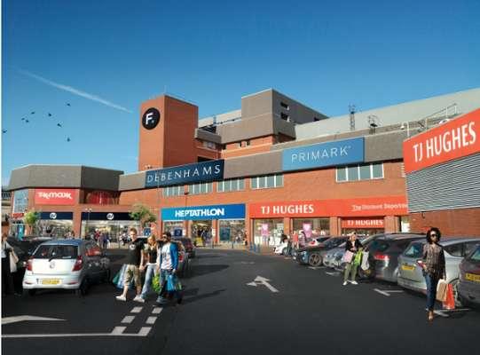 LSU, Fishergate Shopping Centre, Preston