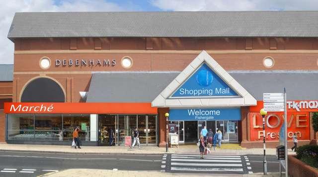 Unit 10A/B, Fishergate Shopping Centre, Preston