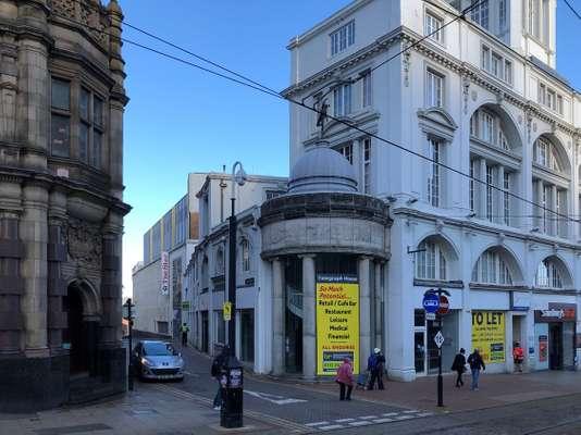 11-15 High Street, Sheffield