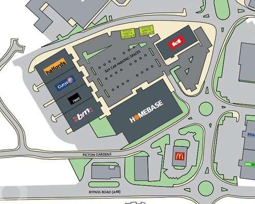 Proposed Unit A, Bridgend Retail Park, Bridgend - Picture 2019-07-25-14-05-33