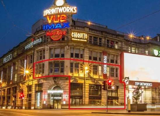 Unit 2A, Lower Ground, The Printworks, Manchester - Picture 2019-11-25-15-54-20