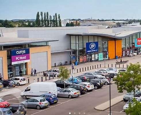 The Gym, Cambridge Retail Park, CB5 8JL, Cambridge Retail Park, Cambridge - Picture 2020-01-07-10-36-40